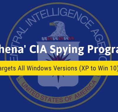 Tool Spionase CIA