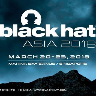Black Hat Asia 2018