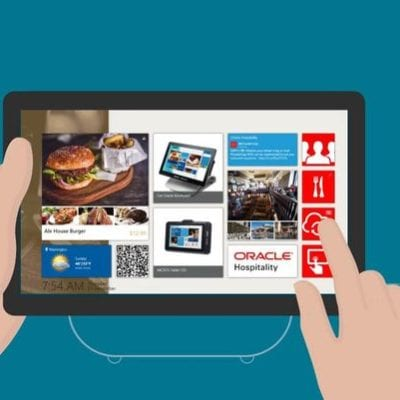 Point-of-Sale Oracle Micros