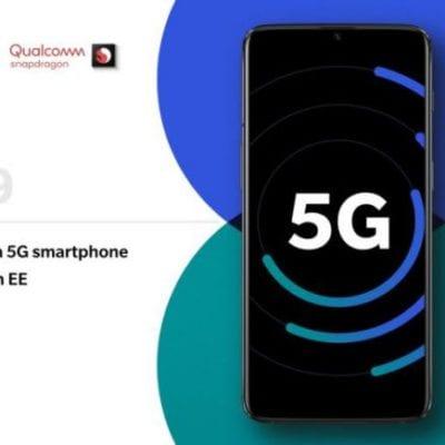 Smartphone Gaming 5G