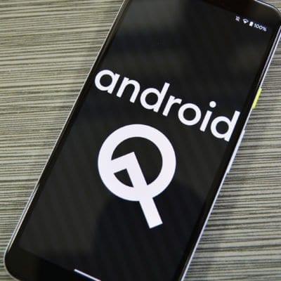 Masalah Android 10 Freezing
