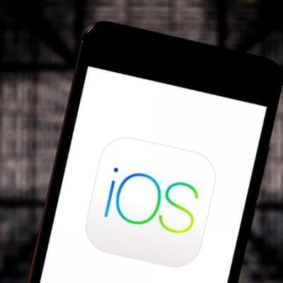 Kerentanan iOS