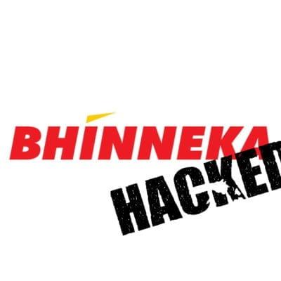 Bhinneka Berhasil Diretas