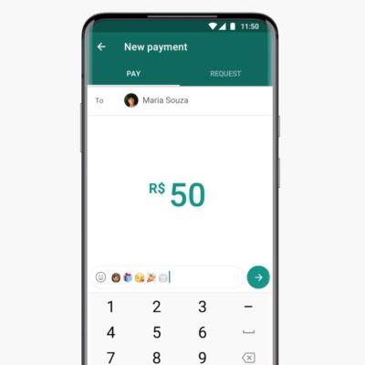 Belum Lama Rilis di Brazil, WhatsApp Pay Ditangguhkan