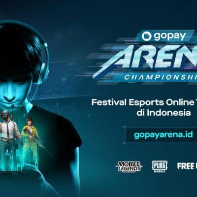 GoPay Arena Championship, Festival Mobile Esports Terbesar di Indonesia