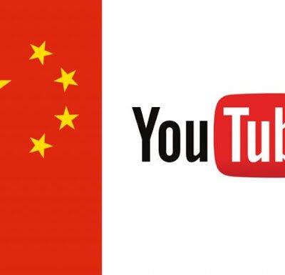 Google Hapus Lebih dari 2500 Channel YouTube China