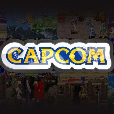 Capcom Serangan Siber