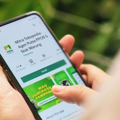 Dampak Aplikasi Mitra Tokopedia, 80% Penjual Mendapatkan Keuntungan Lebih