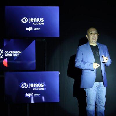 Jenius Co.Creation Week 2020 Ajak Masyarakat Digital Savvy Berteman dengan Perubahan